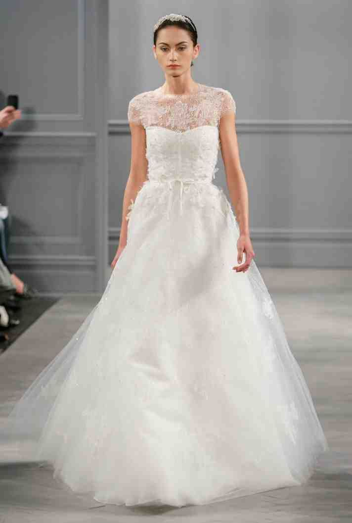 Monique Lhuillier Wedding Dress Cost