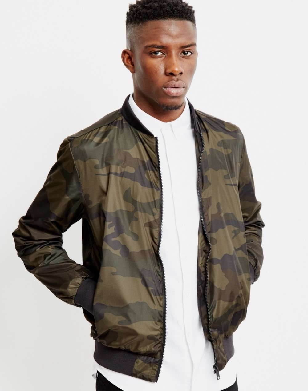 Theidleman Com Is Connected With Mailchimp Bomber Jacket Jackets Men Fashion Camo Bomber Jacket [ 1271 x 1000 Pixel ]