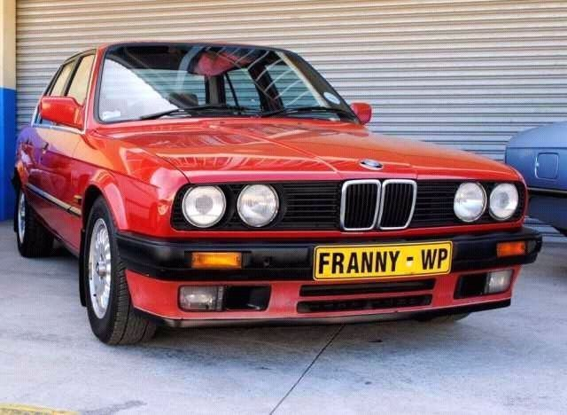 Bmw 325i E30 Stellenbosch Gumtree South Africa 155107530