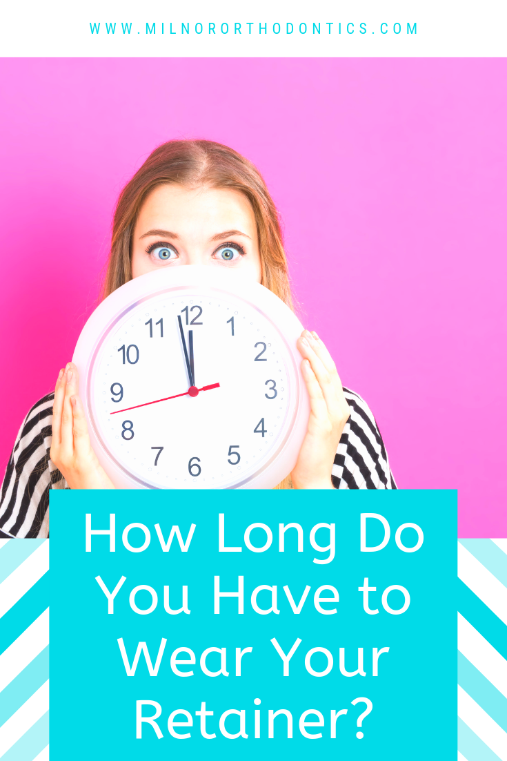 How Long Do I Have to Wear My Retainer & Why | Retainers