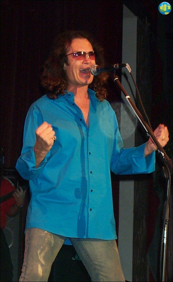 @glennhughes LIVE onstage @ #TommyBolin Music Festival in Clear Lake, Iowa, USA ~ August 2nd, 2003.
