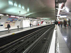 Estaciones de metro modernas