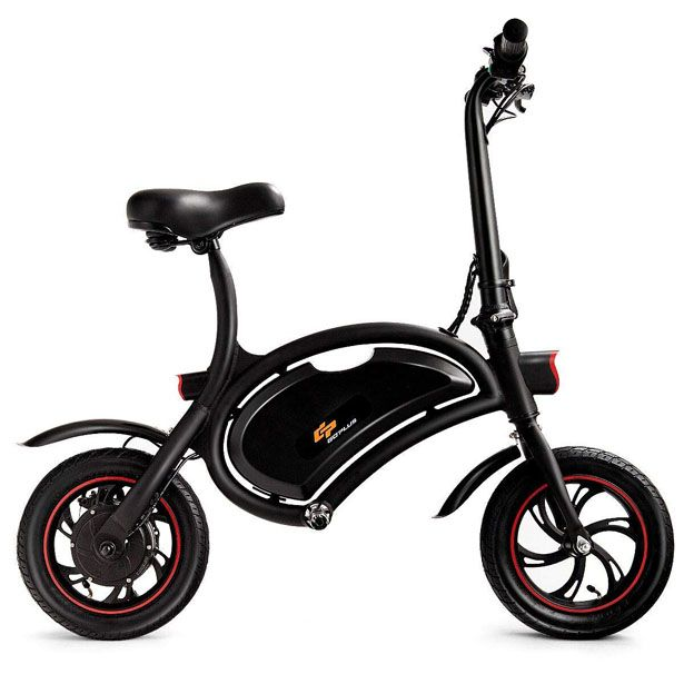 Designed for daily commute, GoPLUS Folding eBike is