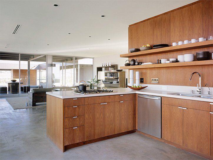 Kitchen Design Usa light and airy kitchen design, desert house prefab, desert hot