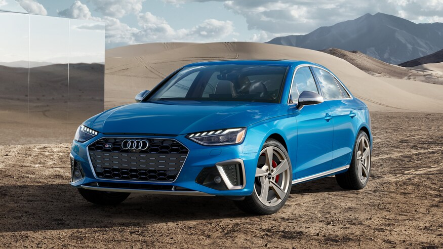 2020 Audi S4 First Look More Style Same Power Less Price Trong 2020