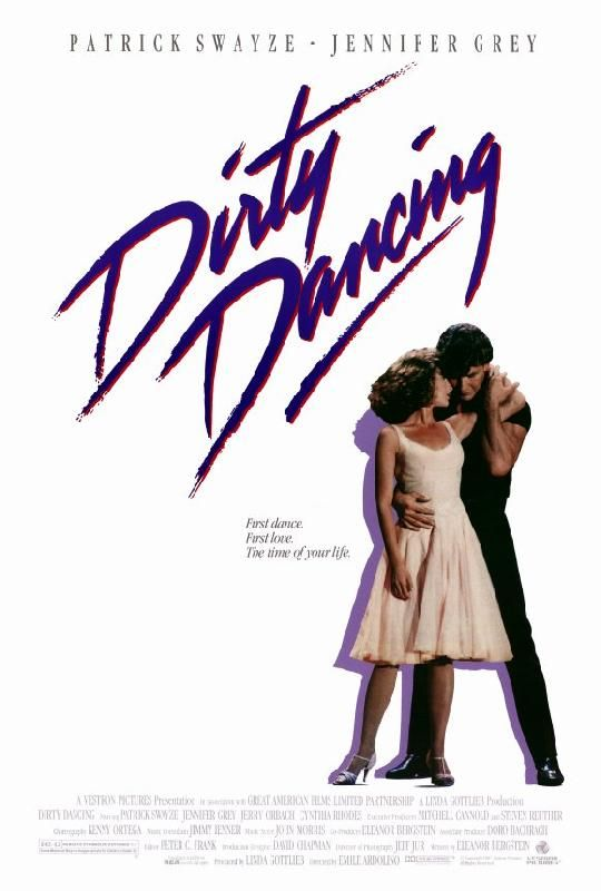 vente affiche film dirty dancing achetez le poster pas. Black Bedroom Furniture Sets. Home Design Ideas