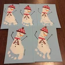 joulukortti lasten kanssa