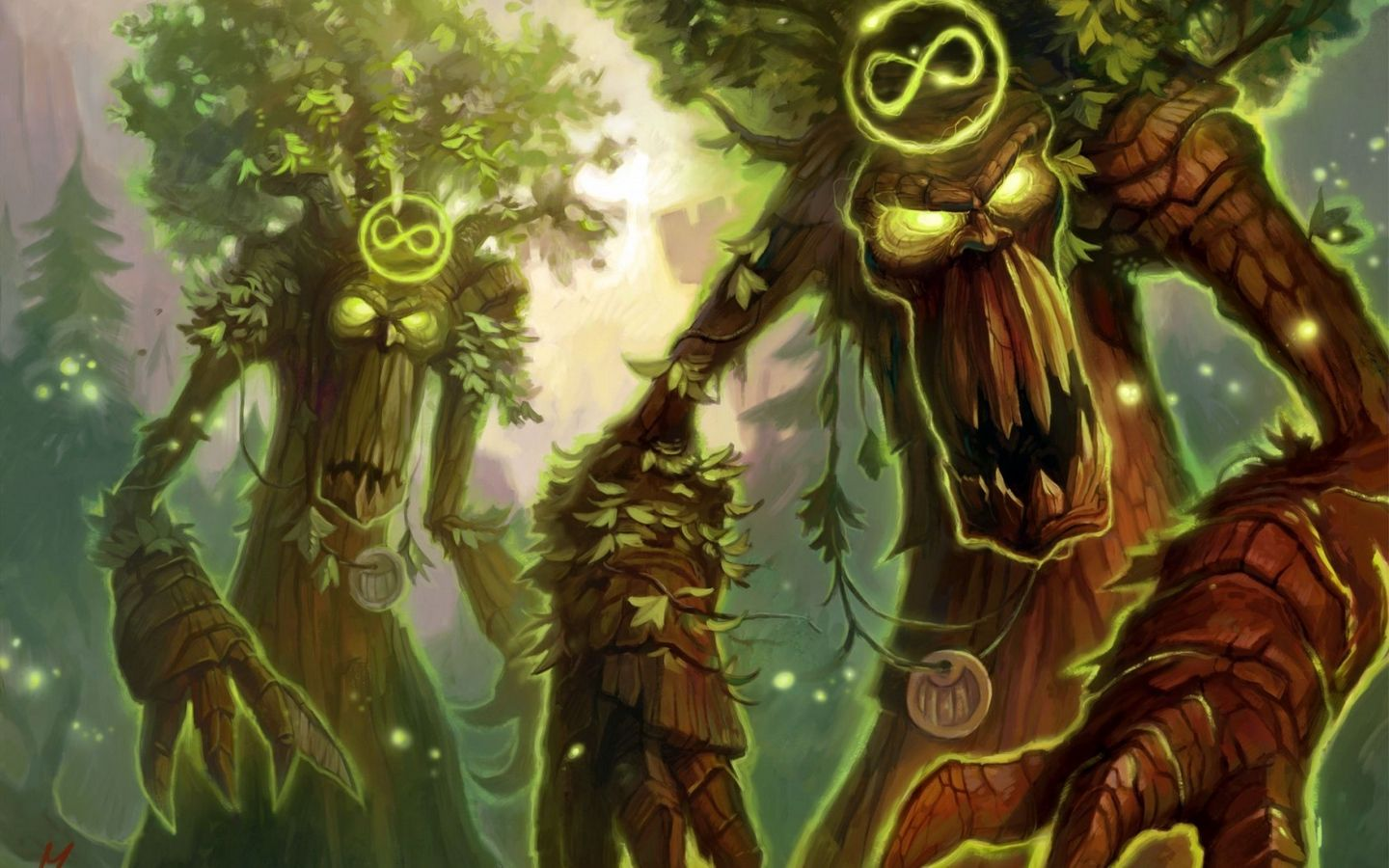 Druid Hearthstone Wallpaper World Of Warcraft Druid Hearthstone Wallpaper Druid