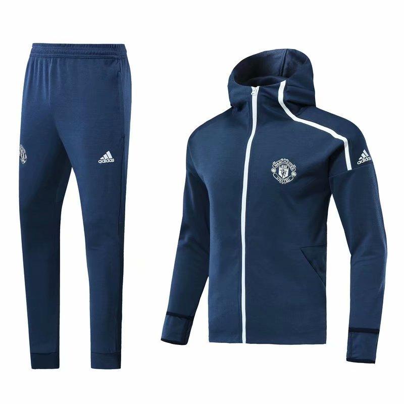 Adidas Con 14 Pre Suit Men/'s Regular FIT Sports Football Tracksuit Blue