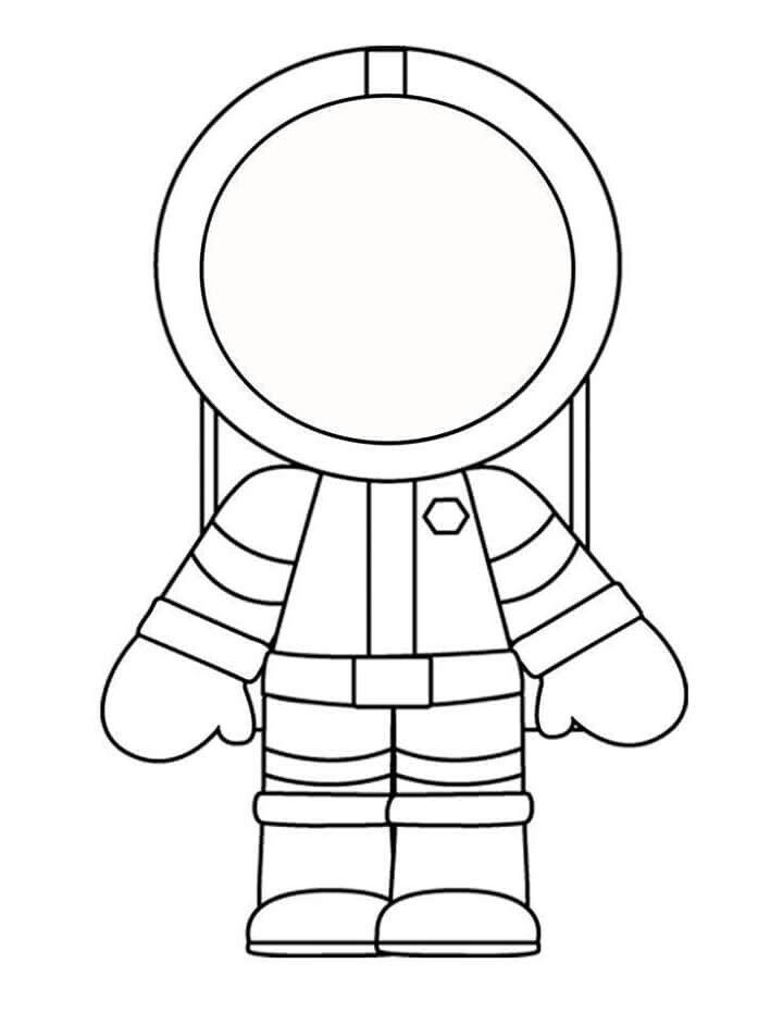 Astronauta   Kinder-Ciencias   Pinterest   Astronautas, Universo y ...