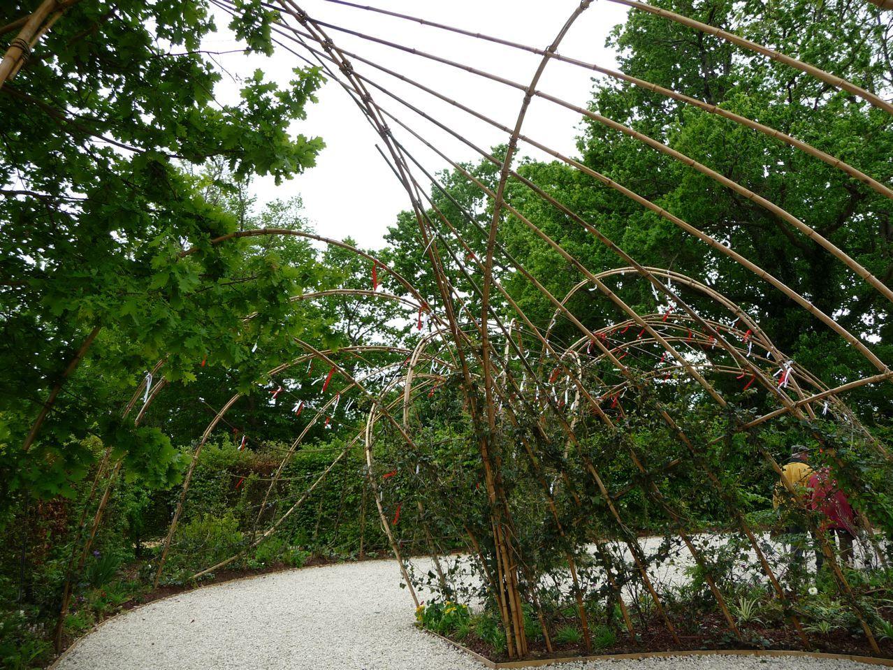 Festival Des Jardins Chaumont Sur Loire 2009 25 raisons de voir le festival des jardins de chaumont-sur