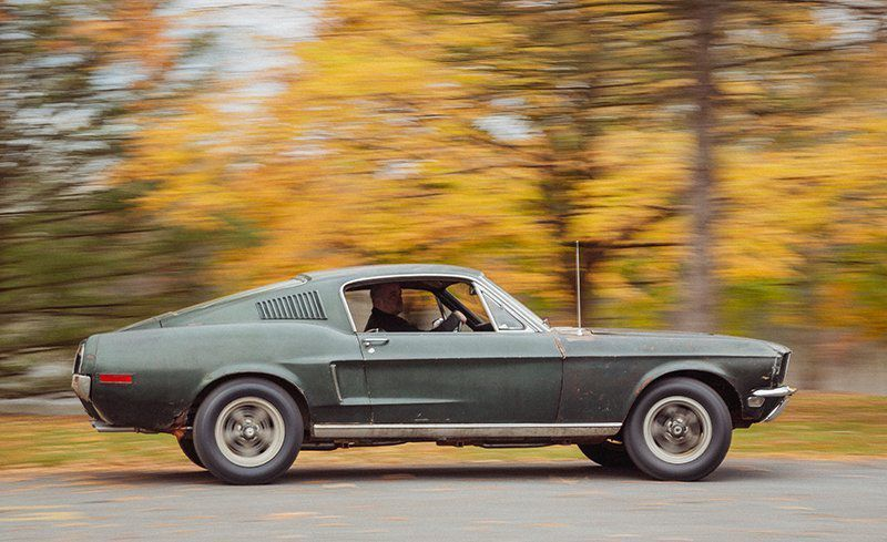 Https Www Caranddriver Com Features How The Original Bullitt Movie