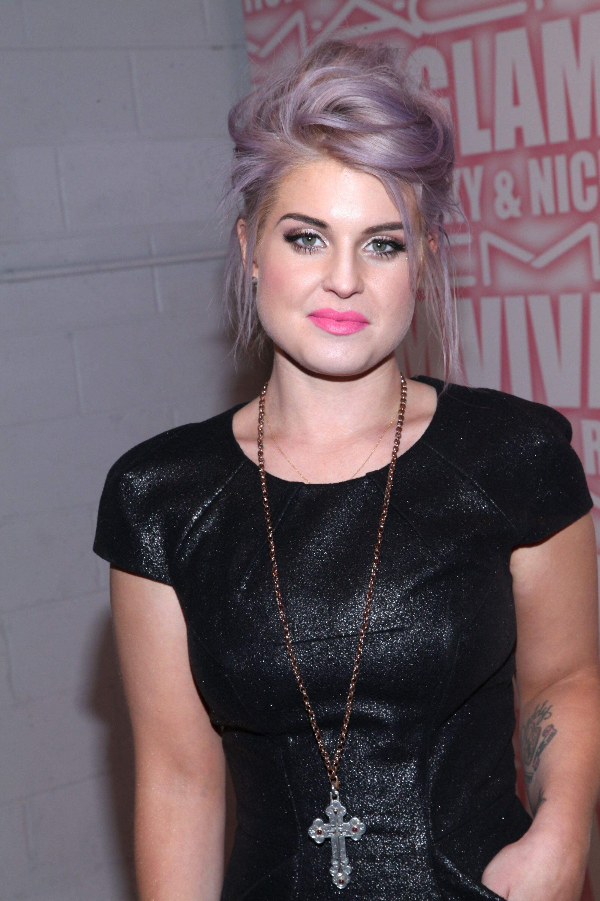 kelly osbourne one world