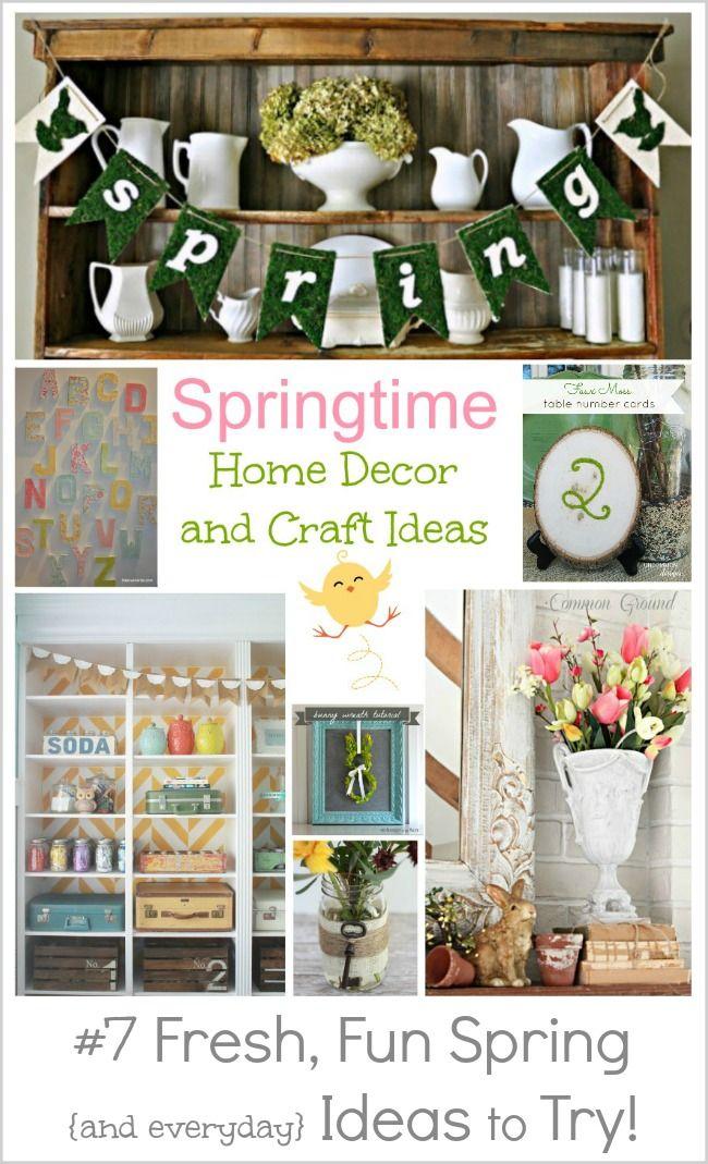 46++ Diy crafts for home decor pinterest ideas