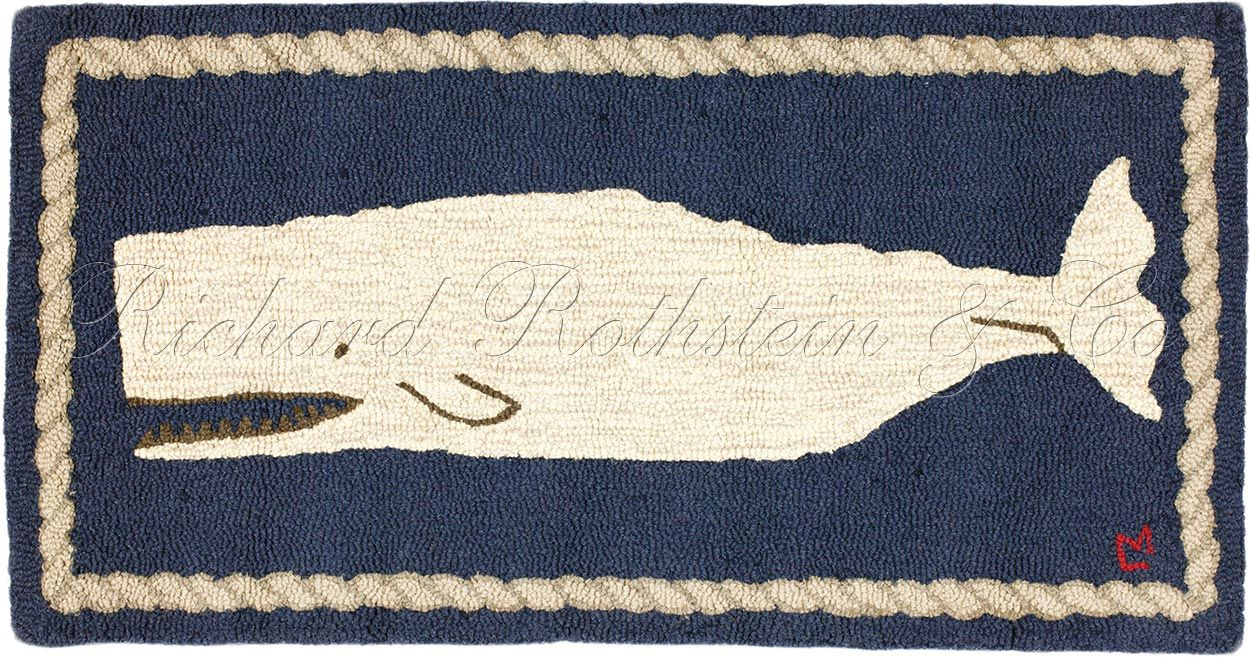 Nautical rugs for bathroom - 1000 Images About Whales On Pinterest Vintage Style Nautical