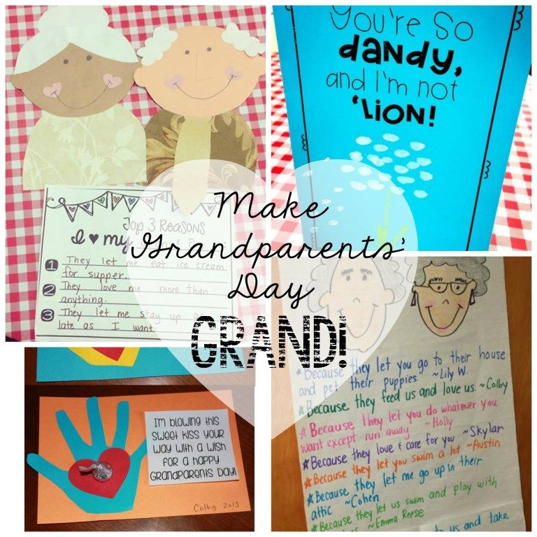 GRAND-Parents Day! Make it GRAND! (fun freebies included!) - Just Reed & Play #grandparentsdaygifts