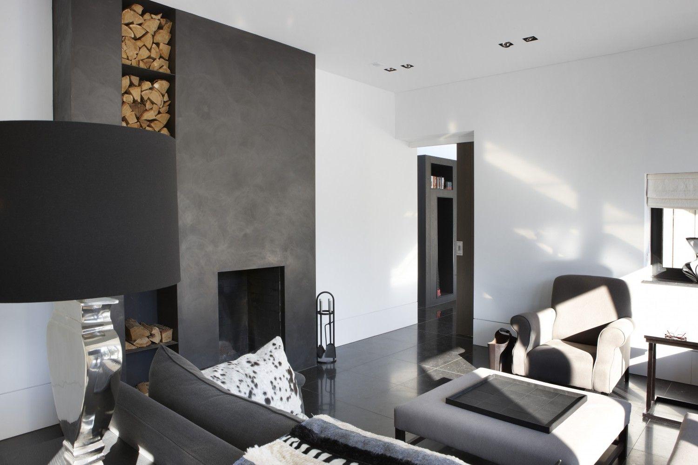 bank huygen footstool met hekwerk fauteuil stijn job interieur deuren van bodor by piet boon residential deur oostzaan