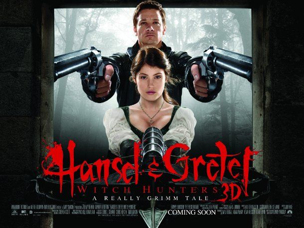 Hansel and Gretel: Witch Hunters Competition | SFX