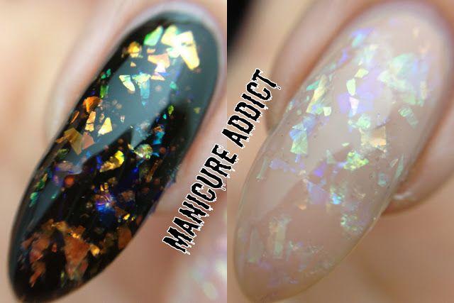 Revlon Opal Effect Nails (Video)