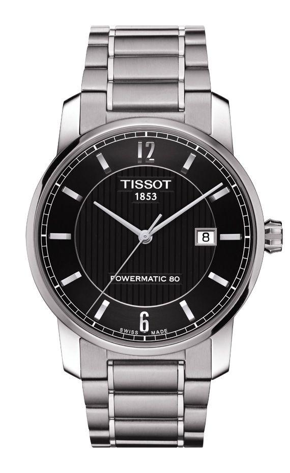 Tissot TISSOT TITANIUM AUTOMATIC T087.407.44.057.00, online kaufen bei Zifferblatt