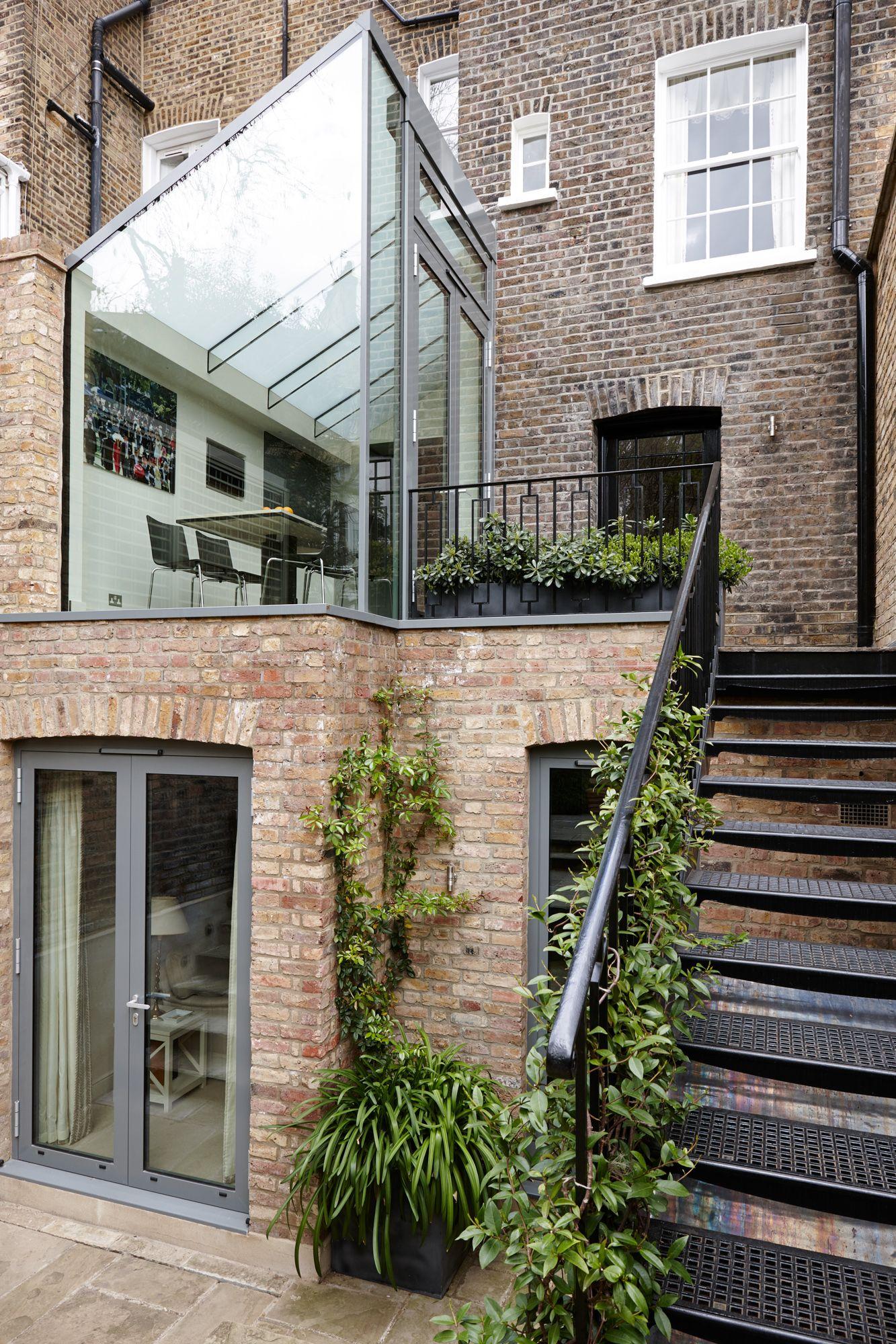 pingl par mon beau jardin sur jardin design pinterest maison architecture et veranda. Black Bedroom Furniture Sets. Home Design Ideas