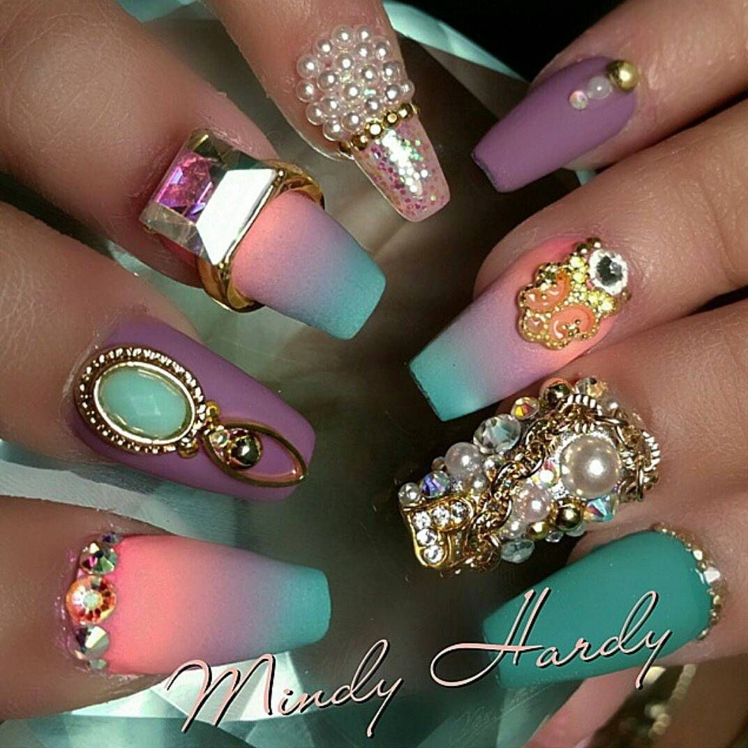 Mindy Hardy Nails (@mindyhardy)  Instagram photos and ...