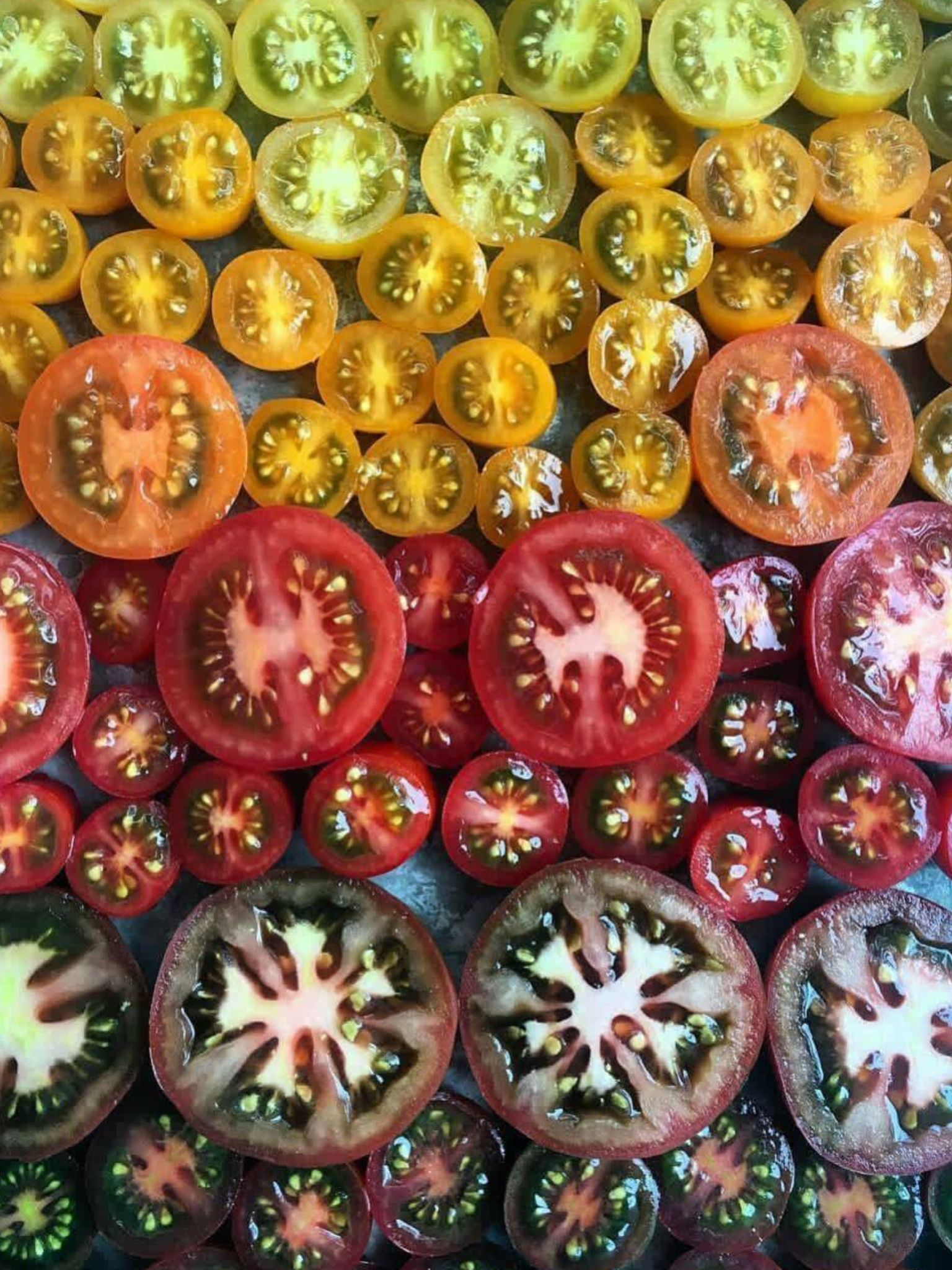 Pin by Kimmy Bowie on Healthy foods are so colorful ...