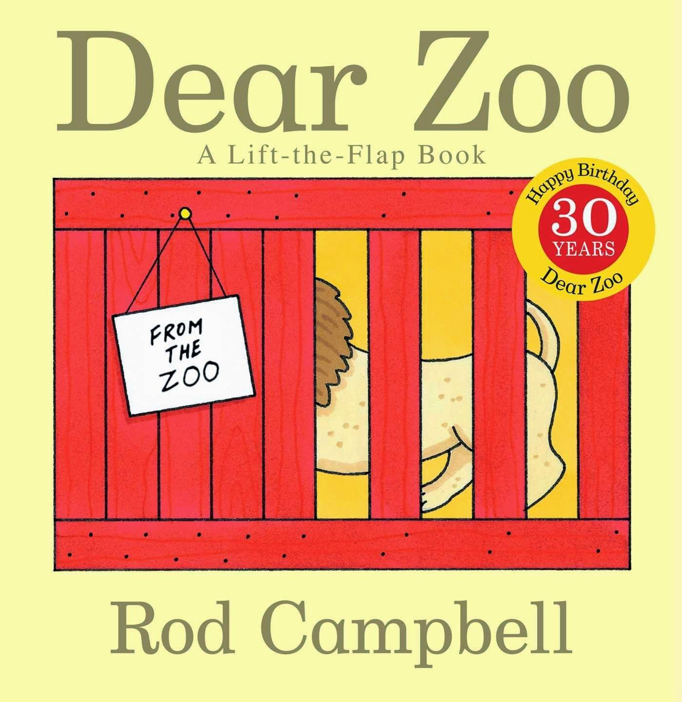 Dear Zoo a fabulous collection of activities for exploring one