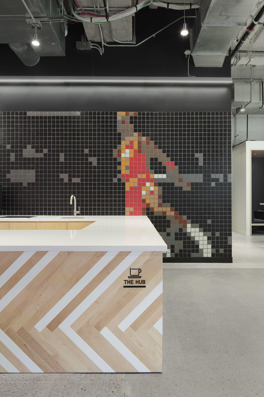 Deshonestidad Otros lugares su  Nike New York Headquarters / WSDIA | WeShouldDoItAll | Studios  architecture, Design, Office design