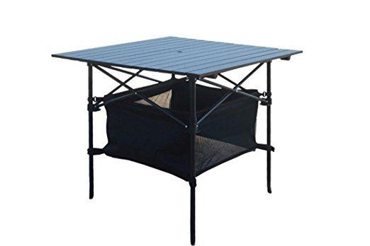 Tavolo terrazzo ~ Tavoli pieghevoli portatili tavolo da campeggio per barbecue