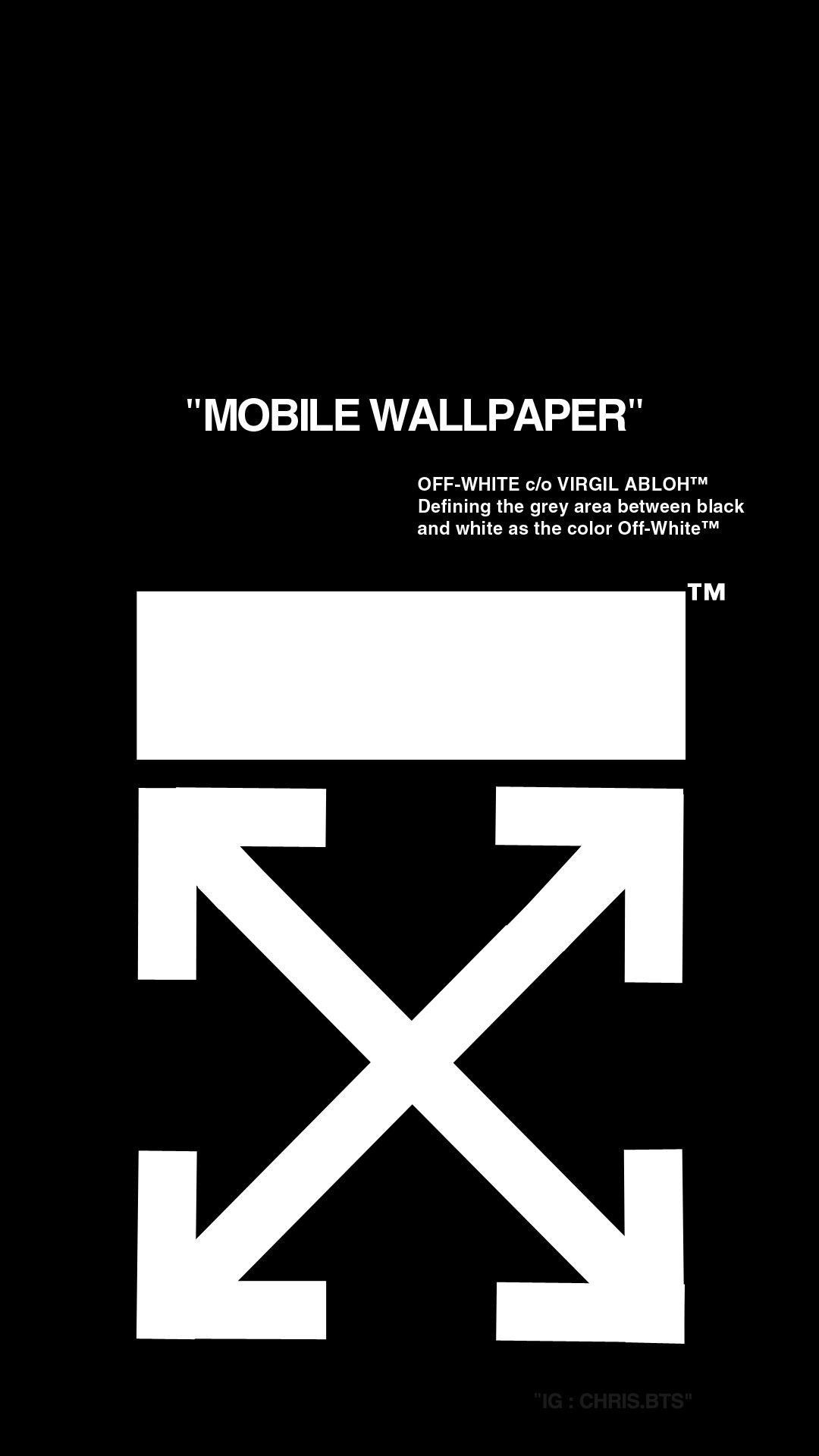 Off White Off White Wallpaper Iphone Wallpaper Wallpaper