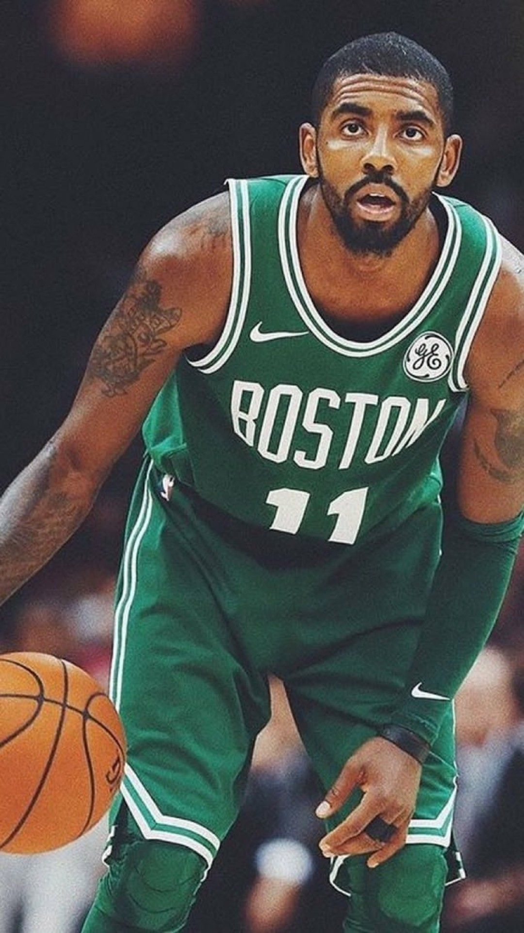 Kyrie Irving wallpaper Kyrie, Irving wallpapers, Mens tops