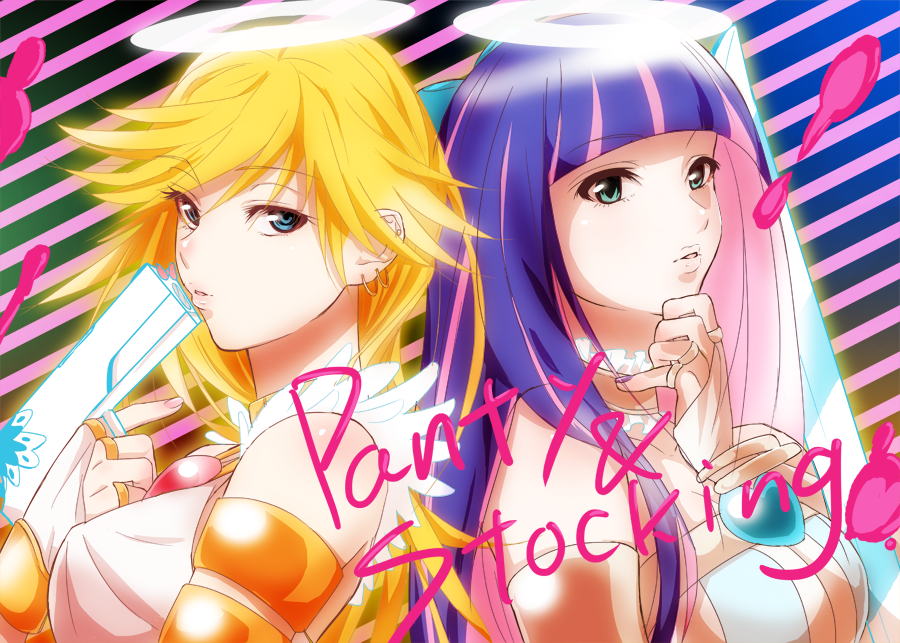 Panty And Stocking With Garterbelt Anarchy Panty Anarchy Stocking