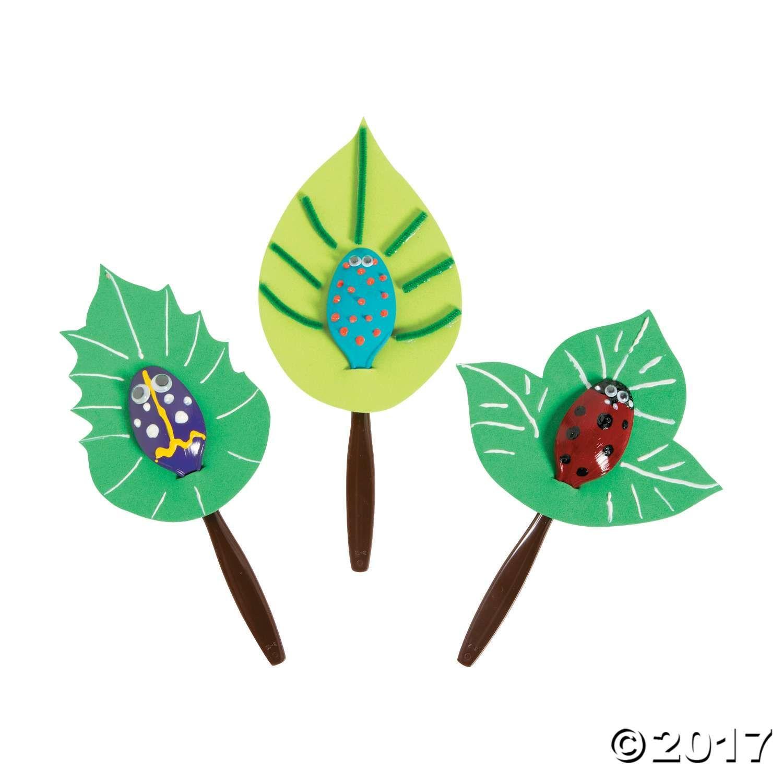 DIY Spoon Bug Idea | Werken | Pinterest | Spoon and Craft