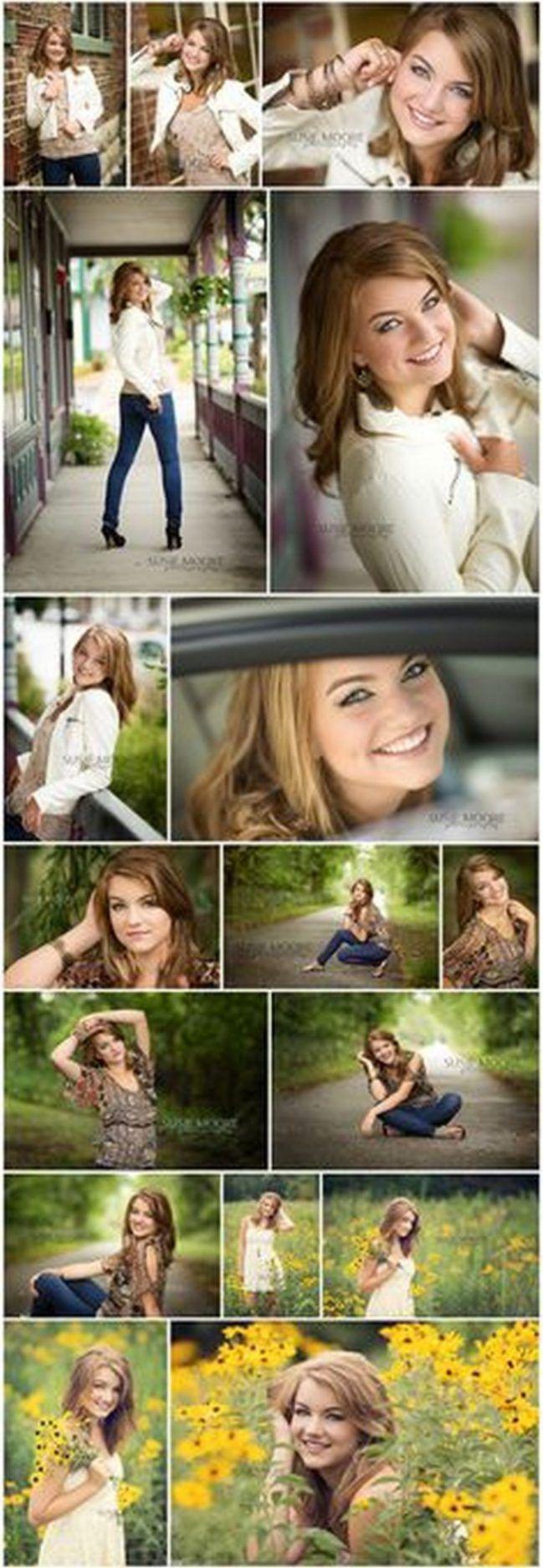 Senior pictures ideas for girls 37