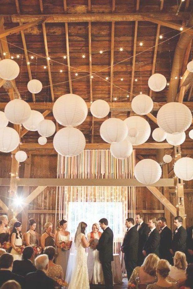 50 Round Chinese White Paper Lantern 6x18 7x16 7x14 10x12 10x10 10x8 Diy Kits Fo Barn Wedding Decorations Wedding Reception Dance Floor Fun Wedding Decor
