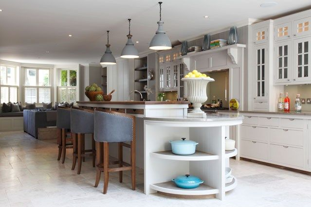 Breakfast Bar Kitchen Design Ideas Pictures Decorating Houseandgarden Co