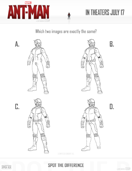 Explore Ant Man Coloring Sheets And More