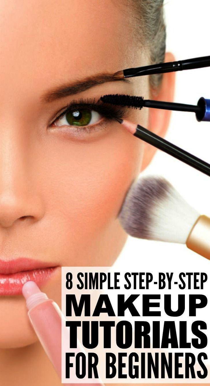 #Brown #Eyes #Hooded #light #Makeup #natural