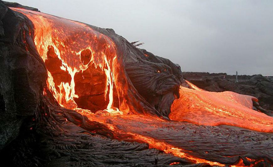 Volcano How Hot This Magma Is Volcano Lava Flow Lava