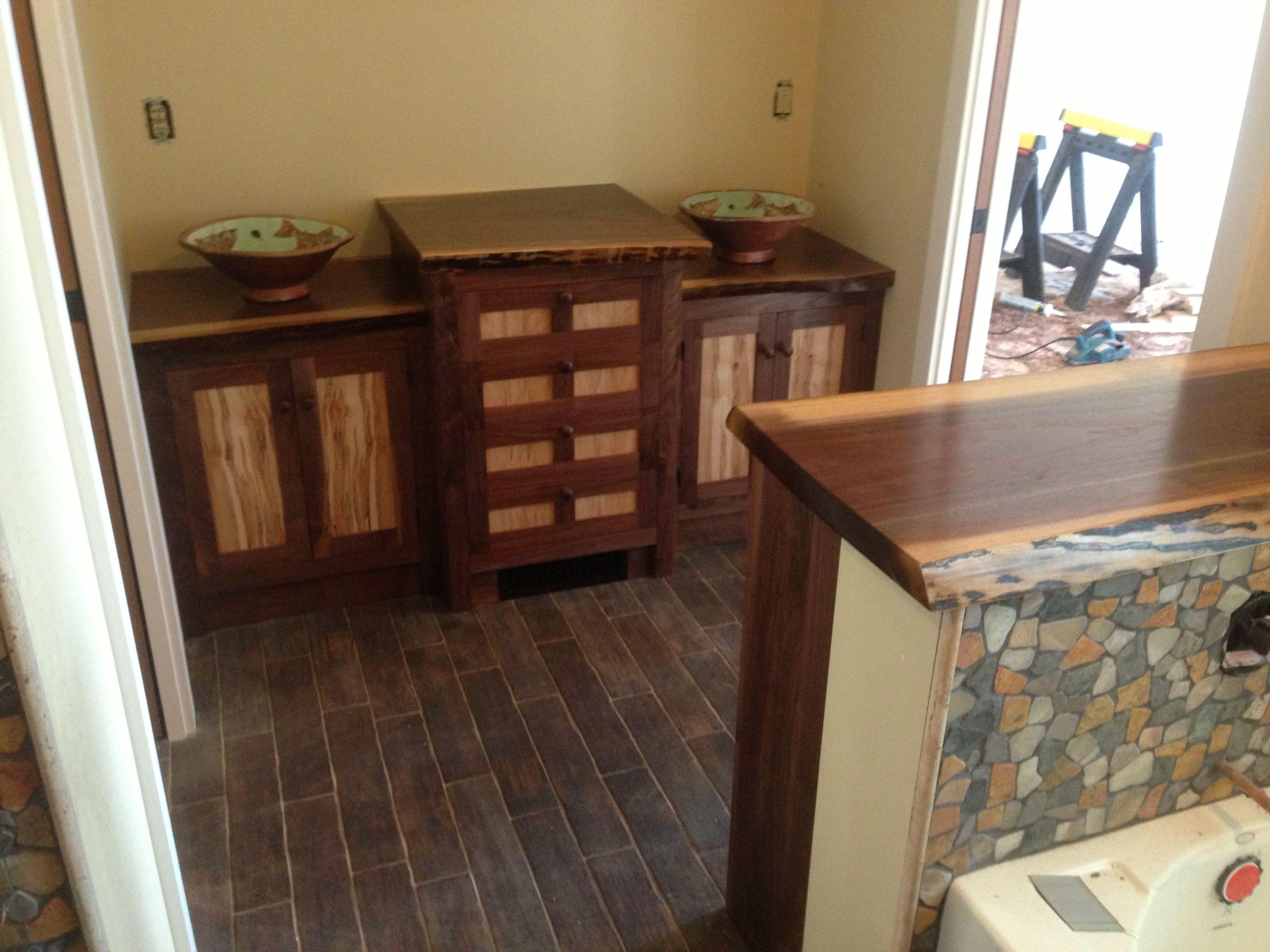 Walnut Ambrosia Maple Cabinets Maple Cabinets Furniture Home Decor