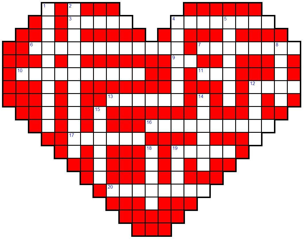 History Amp Government Of Love A Fun Valentine S Day Puzzle