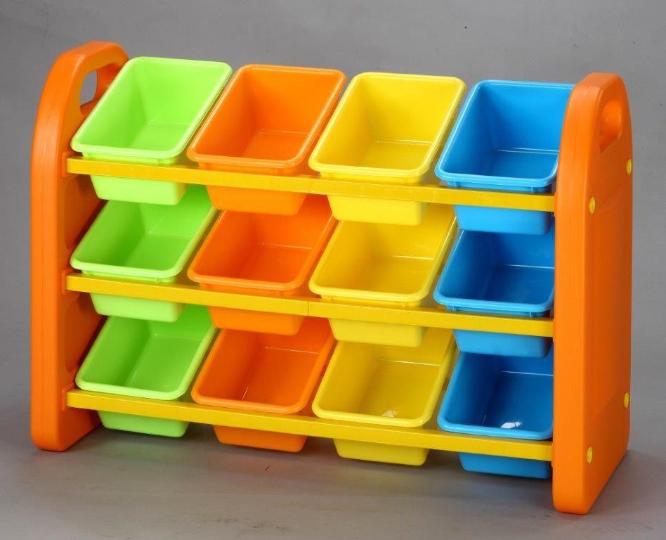 Genial 12 Bin Storage Organizer