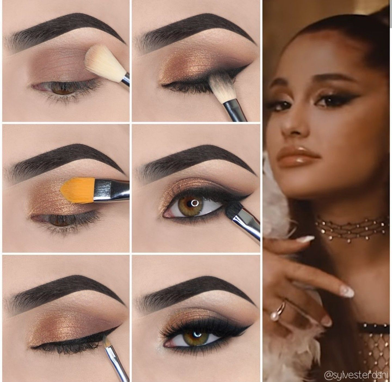 Eye Makeup by Astraea Roberts Eye makeup steps, Applying
