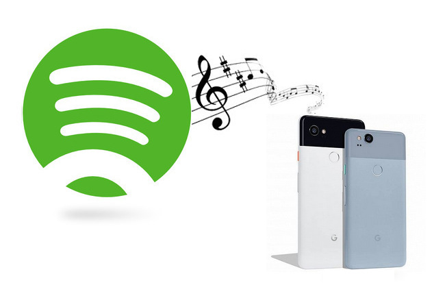 How to Sync Spotify Music to Google Pixel 2? Sidify