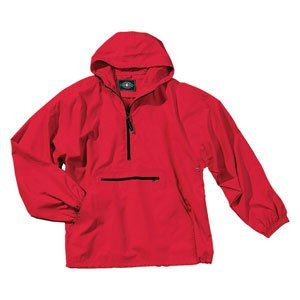 Charles River Men's Pack-N-Go Pullover Rain Jacket | My Style ...