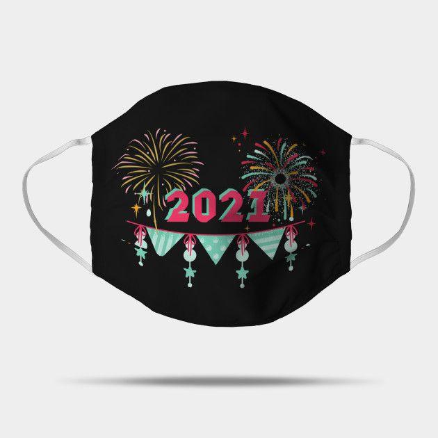 2021 New Year 2021 Seniors Mask Teepublic In 2020