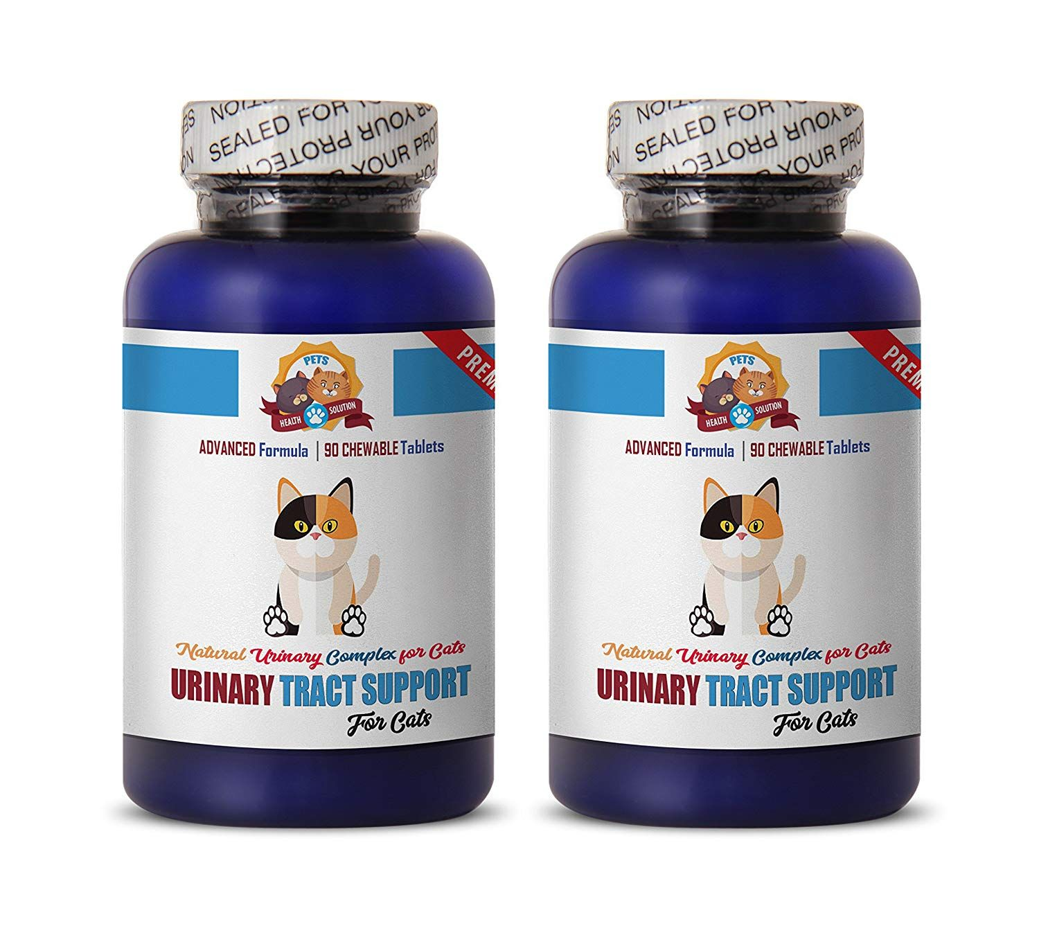 Pets Health Solution Urinary Supplements For Cats Premium Urinary Tract Support Cat Treats Natural In 2020 With Images Pet Health Cat Allergies Relief Immune System Boosters