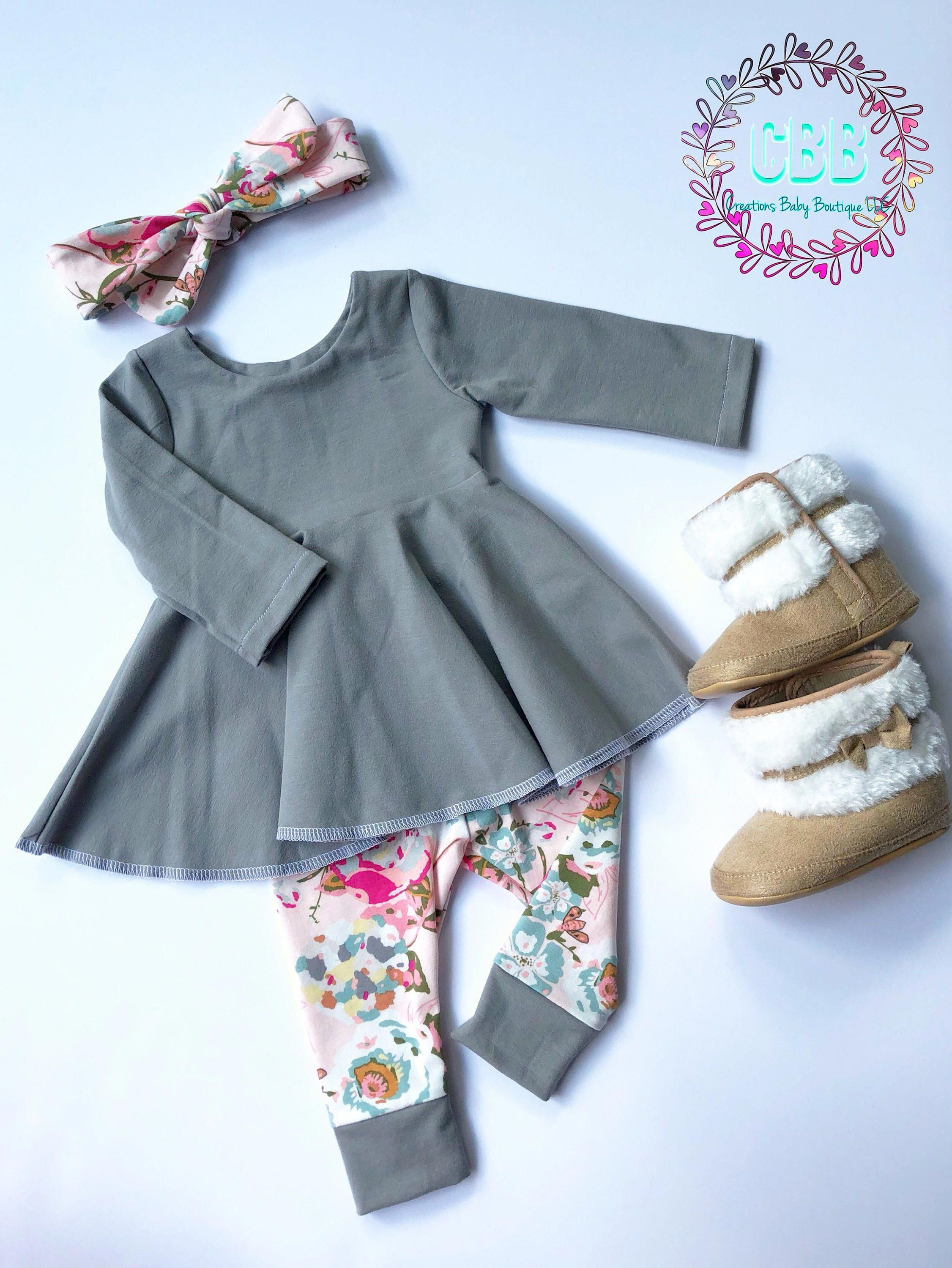 Trendy Baby Girl Outfits  Baby Clothes Online Shop  Toddler