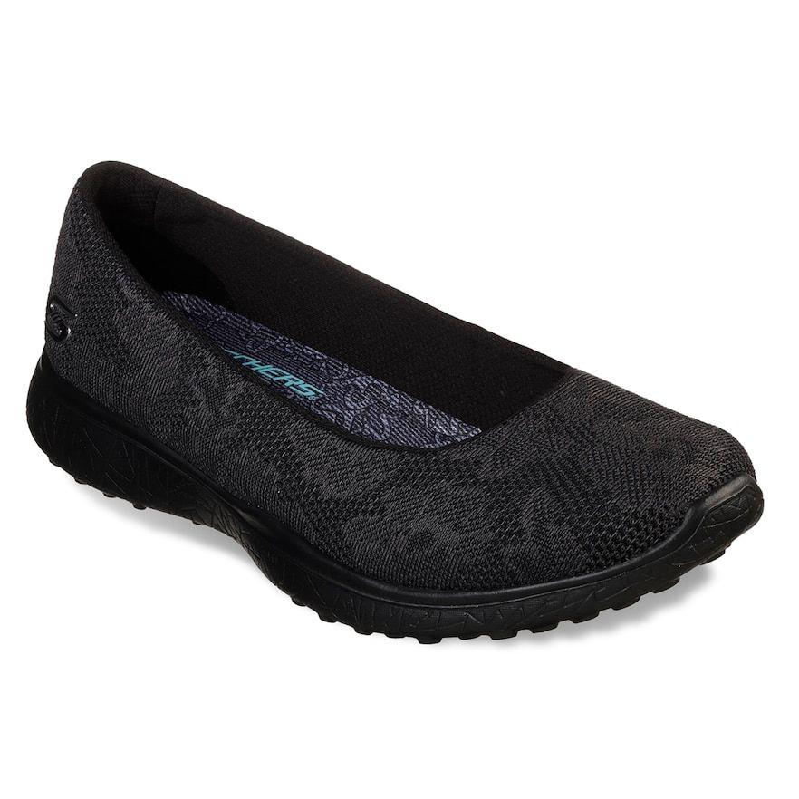 skechers memory foam women's shoes